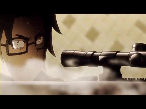 学園黙示録 HIGHSCHOOL OF THE DEAD 第08話「The DEAD way home」.mp4_001028110