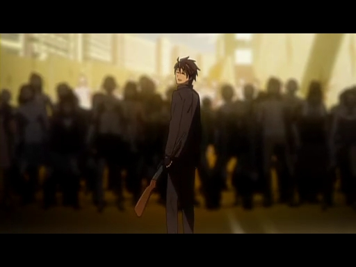 学園黙示録 HIGHSCHOOL OF THE DEAD 第08話「The DEAD way home」.mp4_001086335