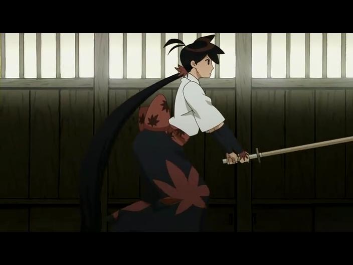 刀語 第09話「王刀・鋸(オウトウ・ノコギリ)」.flv_000804846