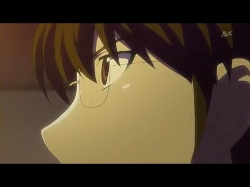 神のみぞ知るセカイ 第01話「世界はアイで動いている?」 (0)