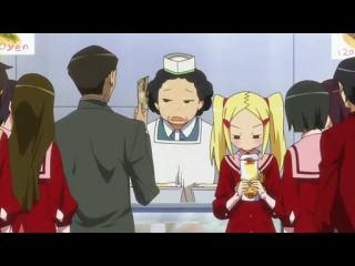 神のみぞ知るセカイ 第02話「あくまでも妹です/ベイビー・ユー・アー・ア・リッチ・ガール」 (18)