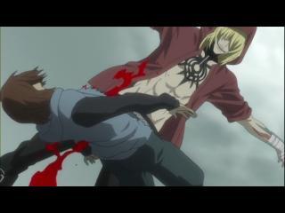 咎狗の血 第02話「死街/toshima」 (2)
