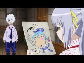 テガミバチ REVERSE 第03話「アジサイ色の絵テガミ」 (6)