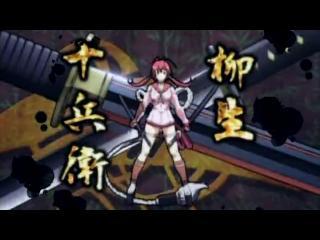 百花繚乱 サムライガールズ 第03話「剣姫(マスターサムライ)の正体」 (8)