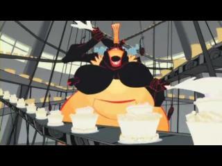 パンティ&ストッキングwithガーターベルト 第04話「ダイエット・シンドローム/ハイスクール・ヌーディカル」 (15)