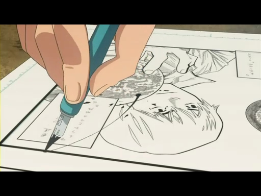 バクマン。 第05話「夏とネーム」 (14)