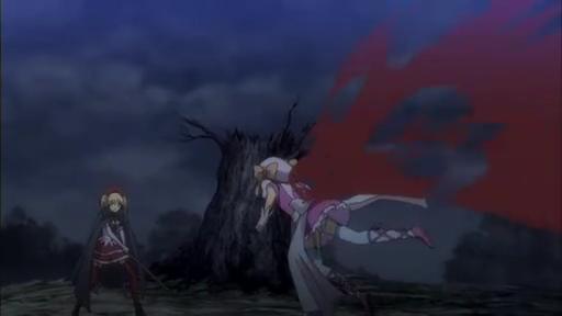 これはゾンビですか? 第06話「そう、私は死を呼ぶもの」 .flv_000725182