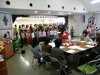 2009.12.22 にじの会1
