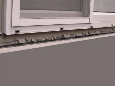 外壁の凍害1-1