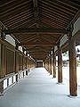 法隆寺東院伽藍廻廊