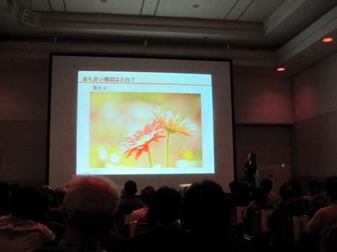 花撮影セミナー(構図1)