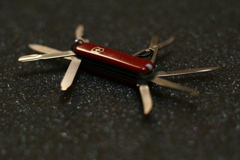 折り畳みナイフ
