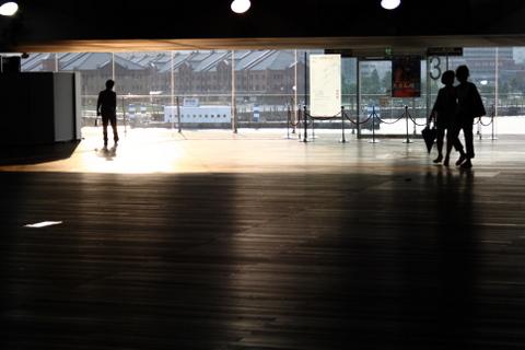 国際客船ターミナル2(赤レンガ倉庫)