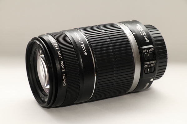 EF-S 55-250mm f4-5.6 IS