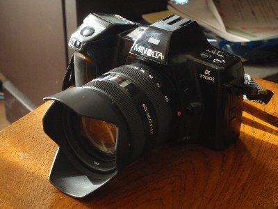20年前のカメラとは思えないほどの美品。