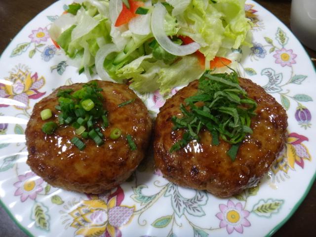 豆腐ハンバーグ0326