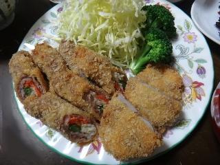野菜肉巻きフライ0405