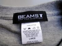 ビームスTシャツ2