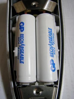 New Batteries