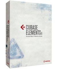 STEINBERG ( スタインバーグ ) / Cubase Elements 6