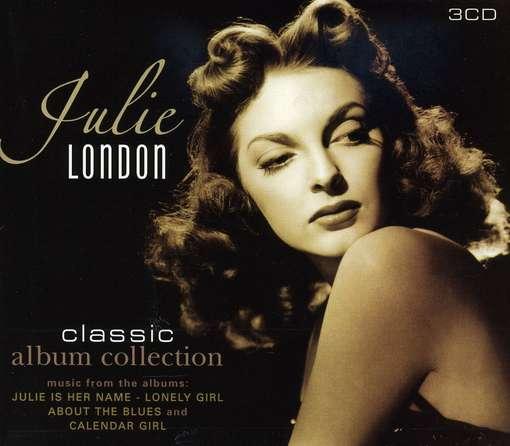 ジュリー・ロンドン Classic Album Collection