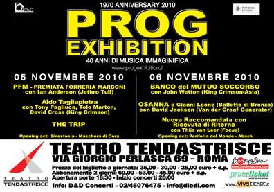 2010 Prog Ex poster
