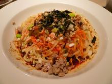 汁無四川担々麺(アップ)