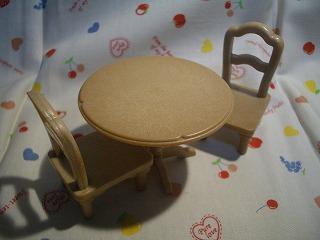 丸テーブル 2