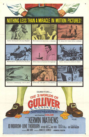 three worlds of gulliver-s