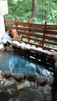 山ばと露店風呂1