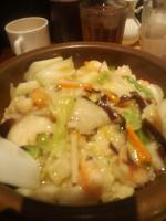 あんかけ炒飯2