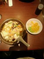 あんかけ炒飯1