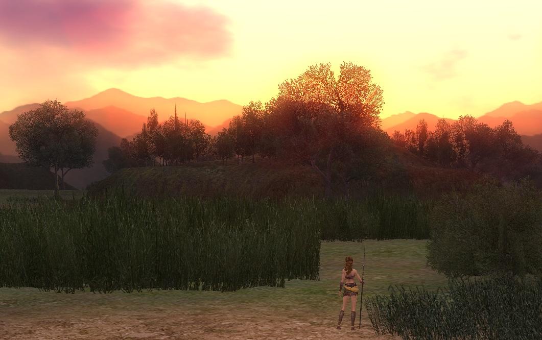 綺麗な夕焼け2