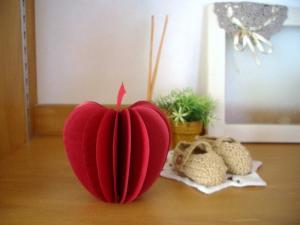 リンゴカード (3)