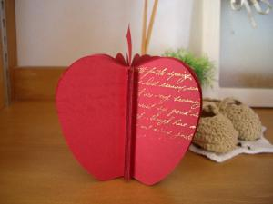 リンゴカード