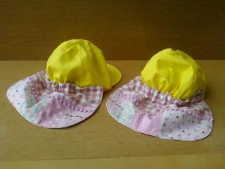ようちえんの帽子2