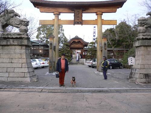 にぎ津神社