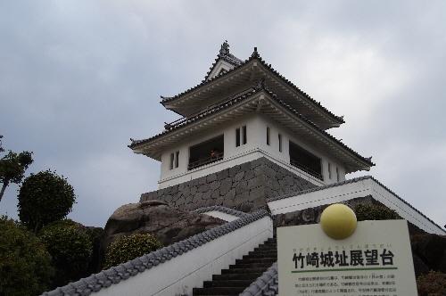 竹崎城跡2
