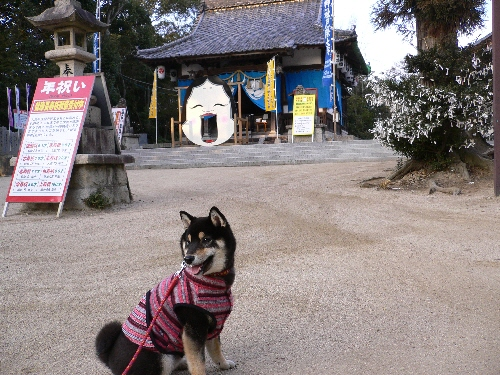 10.01.30  高尾神社1