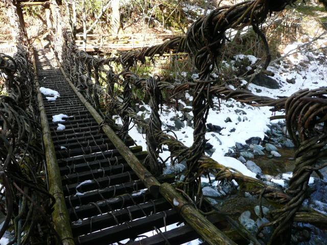 かずら橋(女橋)5