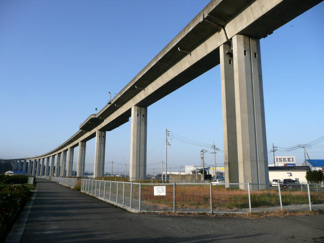 重信高架橋1