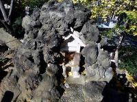 富士浅間神社の奥宮