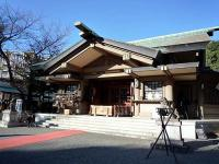 東郷神社社殿
