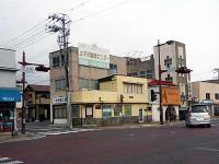新川町交差点