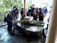 金毘羅神社 手水舎