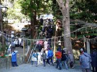 金毘羅神社 参道