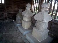 畠山重忠公重臣の墓