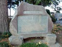 奥の細道探訪記念句碑
