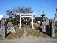井椋神社一の鳥居