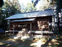 井椋神社 拝殿